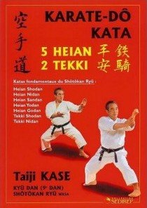 Karate-Do Kata-5 Heian et 2 Tekki