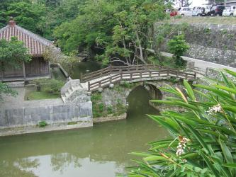 Tennnyo-bashi bridge